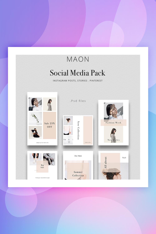 MAON - Social Media