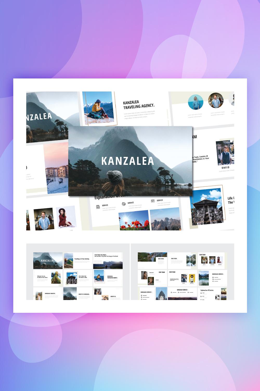 KANZALEA Keynote Template