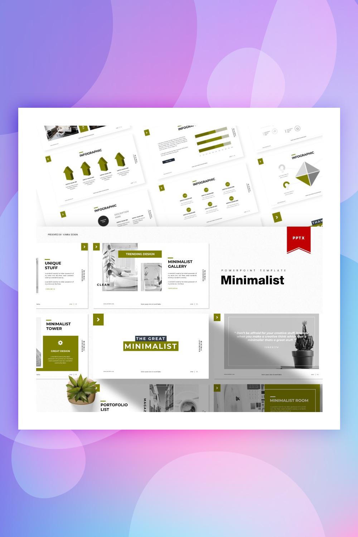 Minimalist | PowerPoint Template