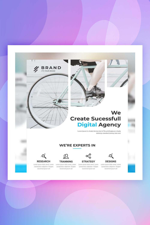 Brand - Minimals Flyer Vol_8 Corporate Identity Template