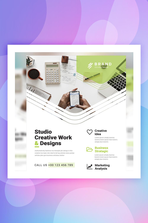 Brand - Best Creative Business Flyer Vol_ 16 Corporate Identity Template