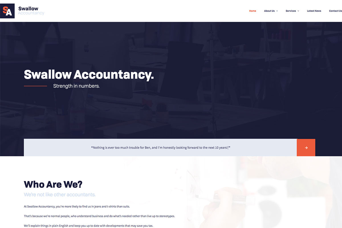 Swallow Accountancy