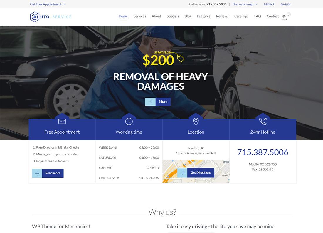 Auto Repair & Car Mechanic