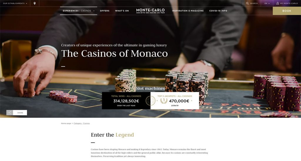 Monte-Carlo SBM