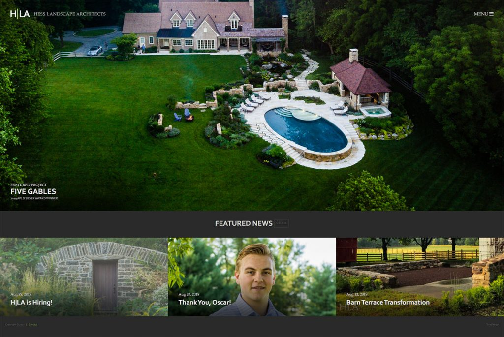 Hess Landscape Architects