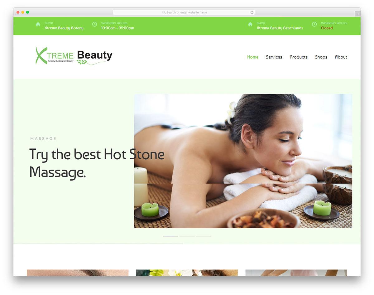 Xtreme Beauty Botany