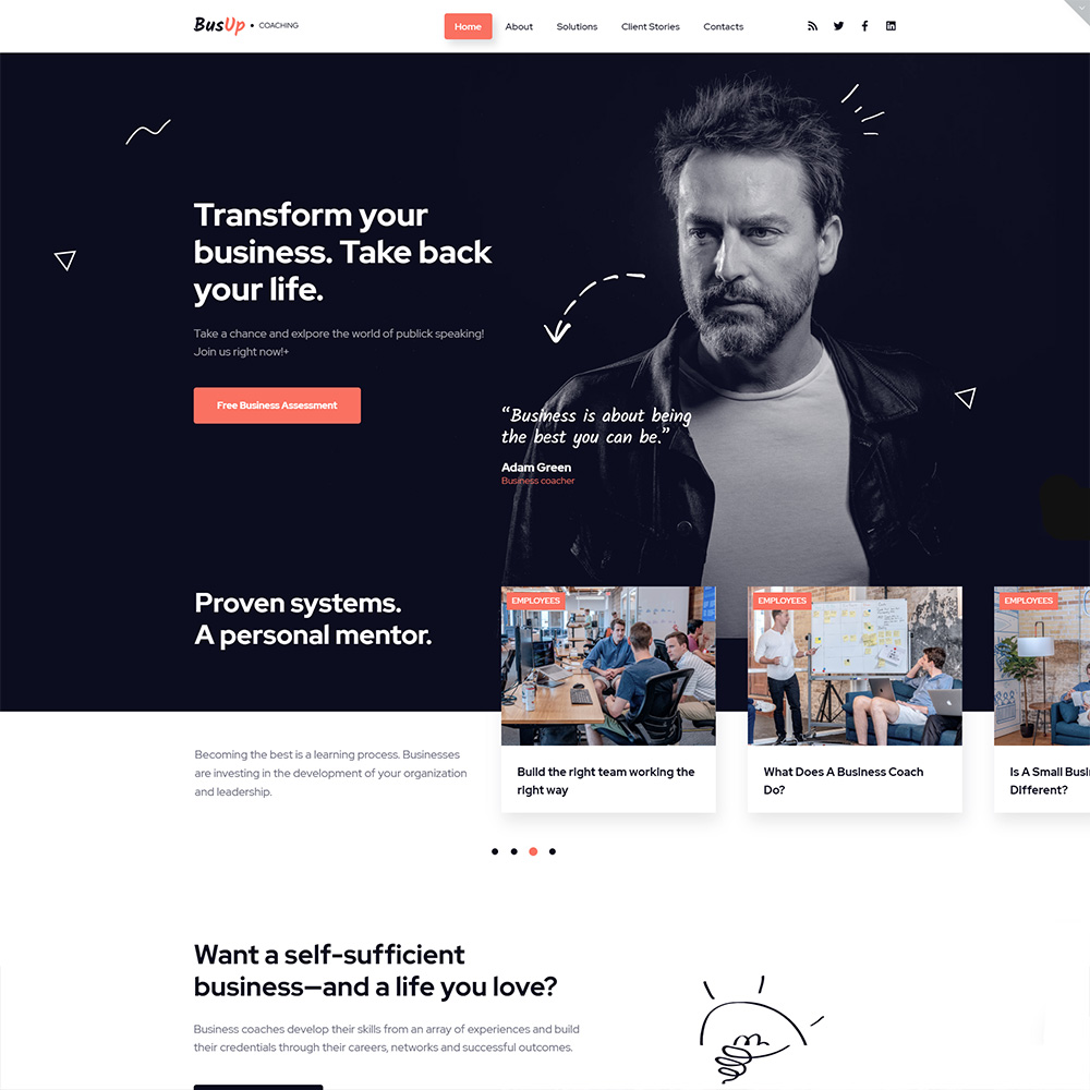 , 8 Best WordPress Brutalist Themes To Create a Catchy Website, Rojak WP