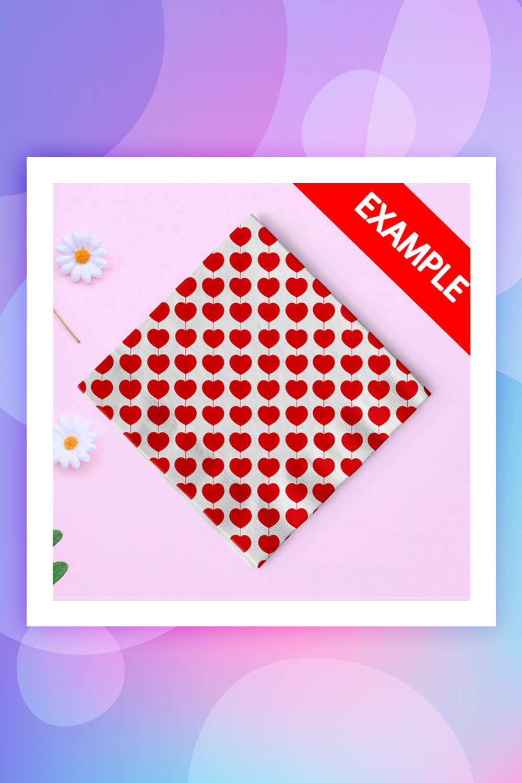 Saint Valentine's Day Pattern