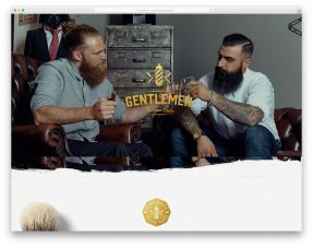 Gentlemen Barberclubs