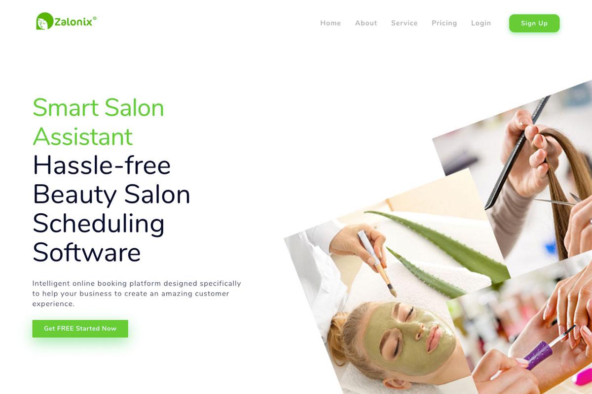, 20 Best Beauty Salon Websites for Design Inspiration 2019, Rojak WP
