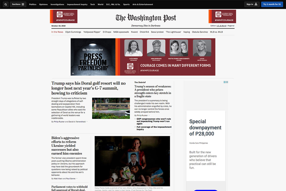 17 Best News Website Design For Inspiration 2020 Colorlib