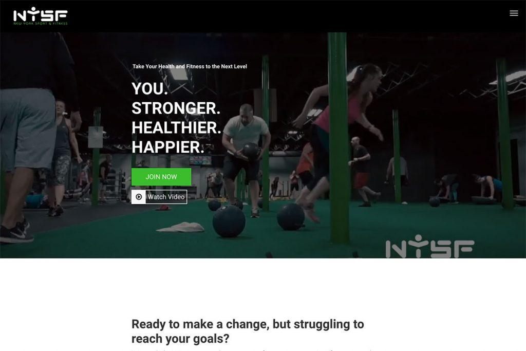 New York Sports & Fitness (NYSF)