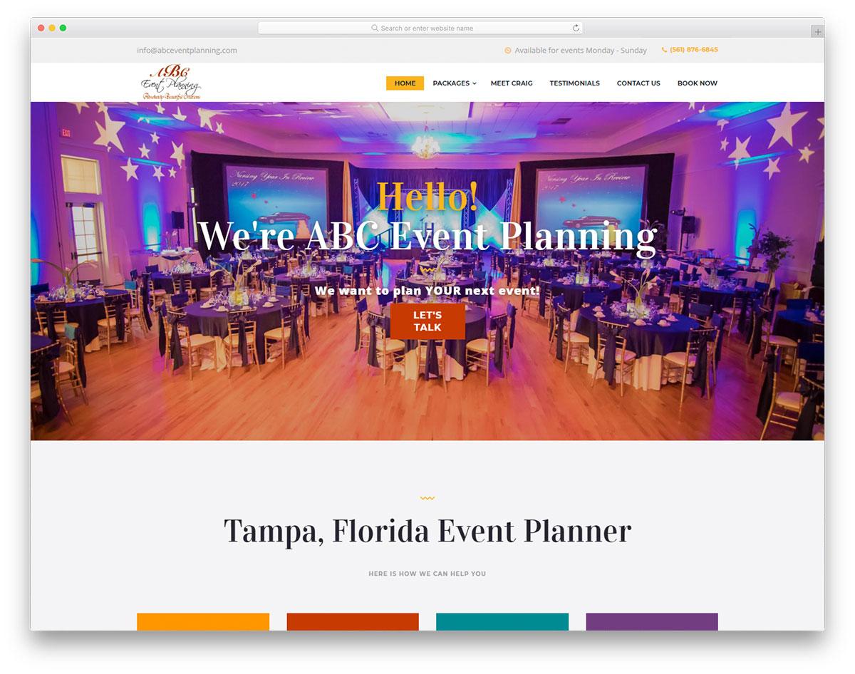 ABC Event Planning