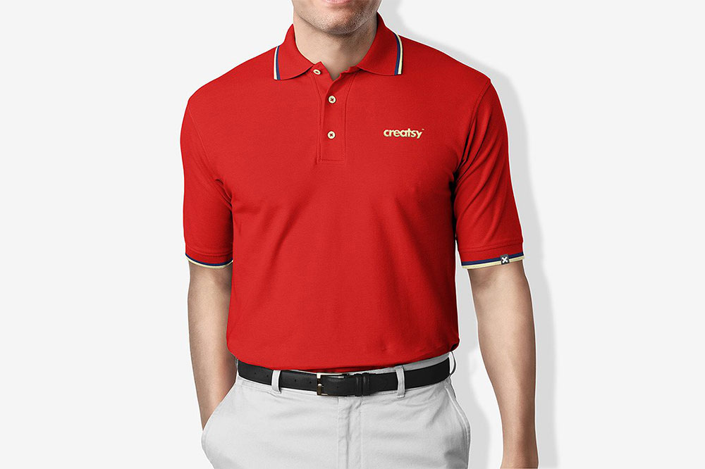 2ef15a0e566 24 Awesome Polo Shirt Mockups For Your Printing Business - Colorlib