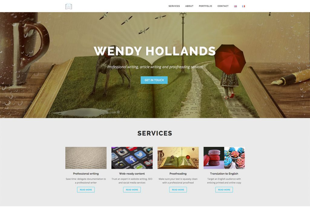 Wendy Hollands