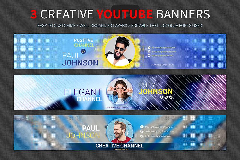 youtube mockup