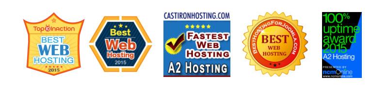 A2 Hosting Awards