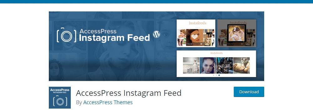 AccessPress Instagram