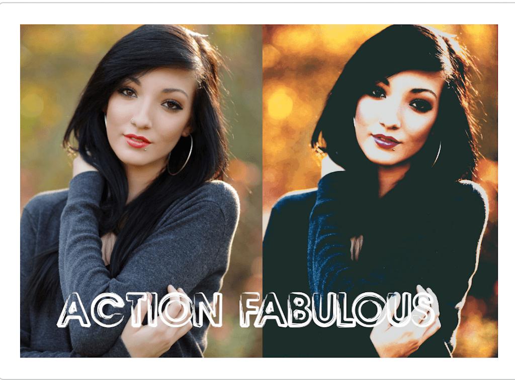 Action Fabulous
