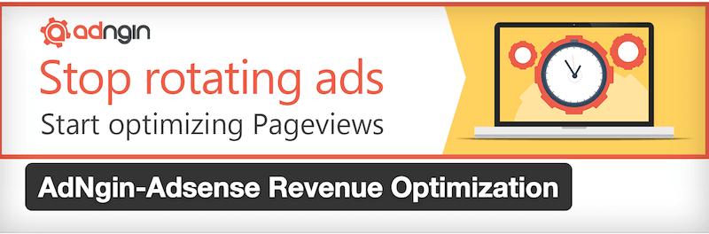 AdNgin-Adsense Revenue Optimization