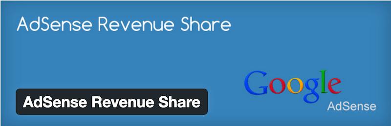 AdSense Revenue Share