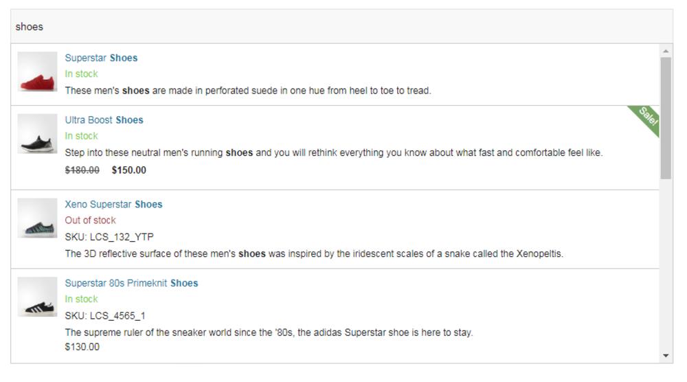 Minimalist WooCommerce Search Plugins