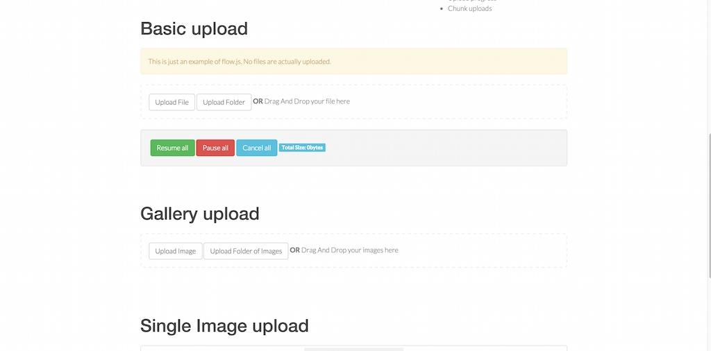 Angular file upload flow.js