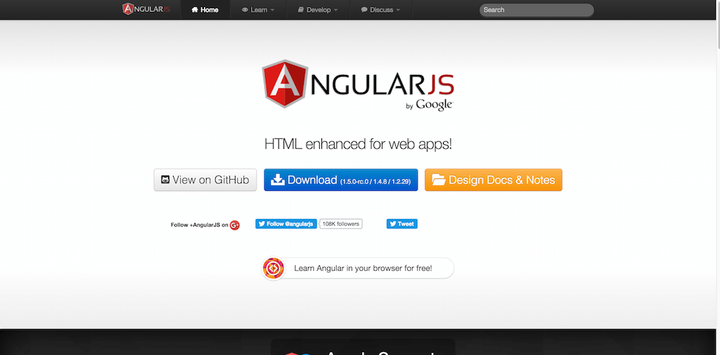 AngularJS â Superheroic JavaScript MVW Framework