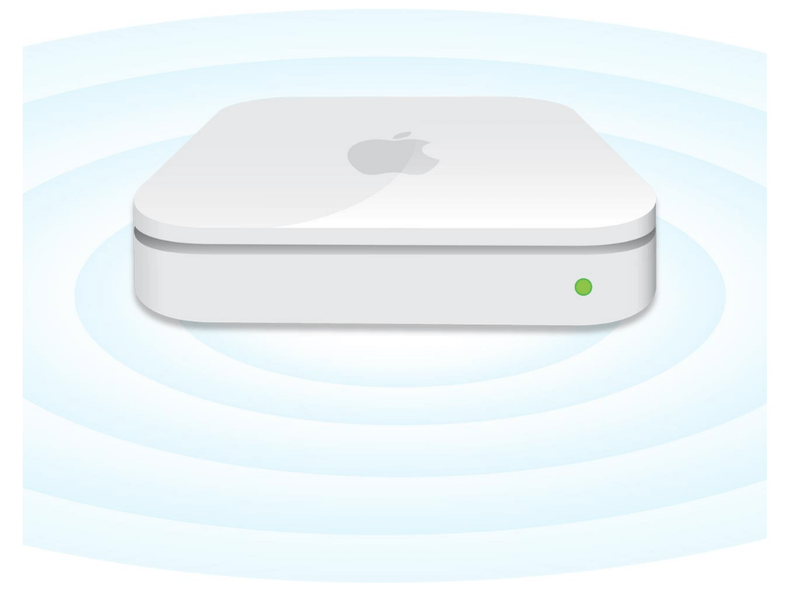 Apple AirPort Extreme Vector