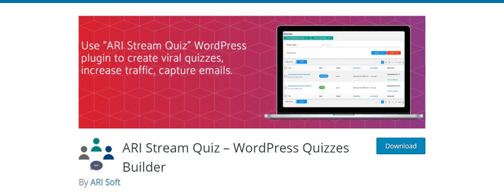 19 Best WordPress Quiz Plugins for 2019 - Colorlib