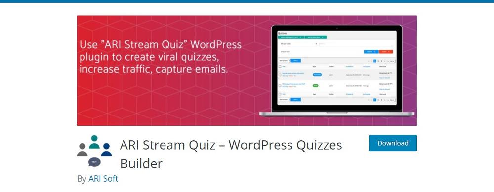 Ari Stream Quiz