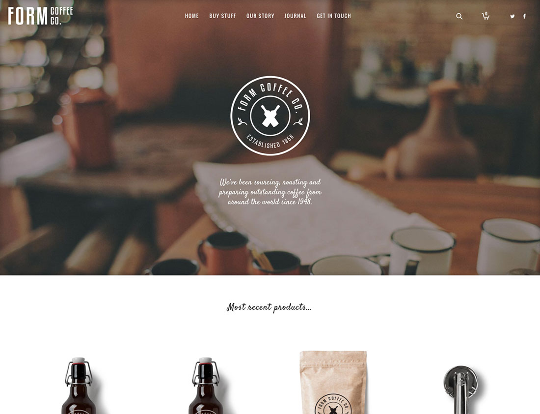 Atelier Multi-Purpose WordPress Theme Review: More Than Just An Ecommerce Theme