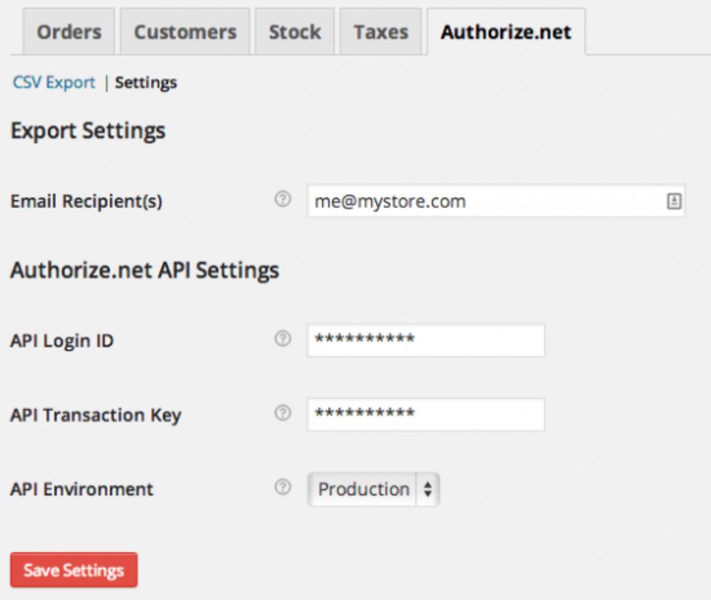 Customer-friendly WooCommerce Authorize.net Plugins