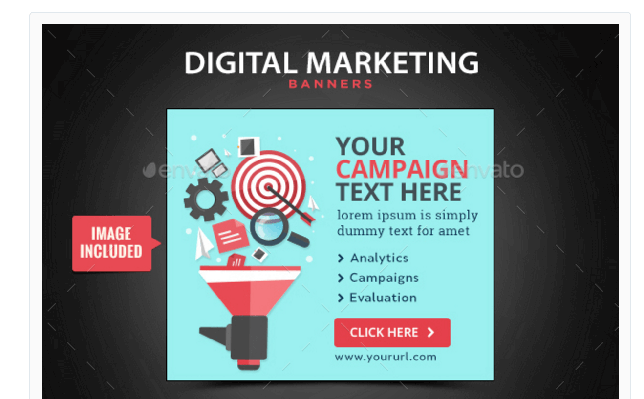 Banners for Digital Marketing Agencies