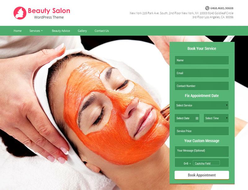 Beauty Salon Theme