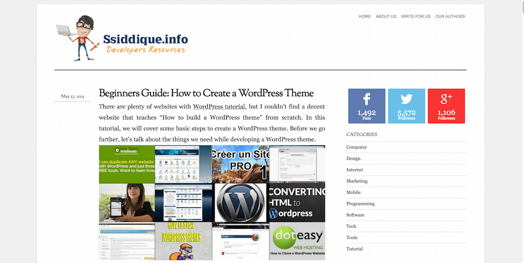 Beginners Guide How to Create a WordPress Theme