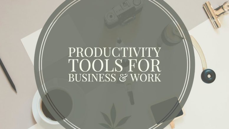 The 30 Best Productivity Tools For Business & Work