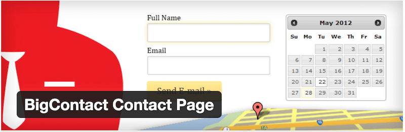 BigContact Contact Page