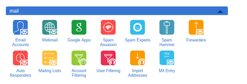 Bluehost Review Mail Management