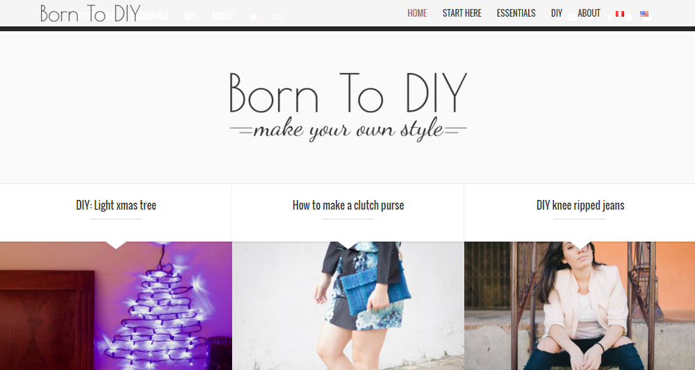 Brixton WordPress Theme Review Born