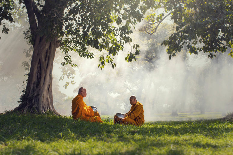 Buddhist Wordpress Themes