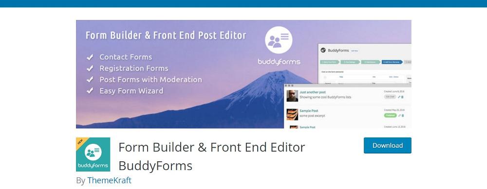 BuddyForms