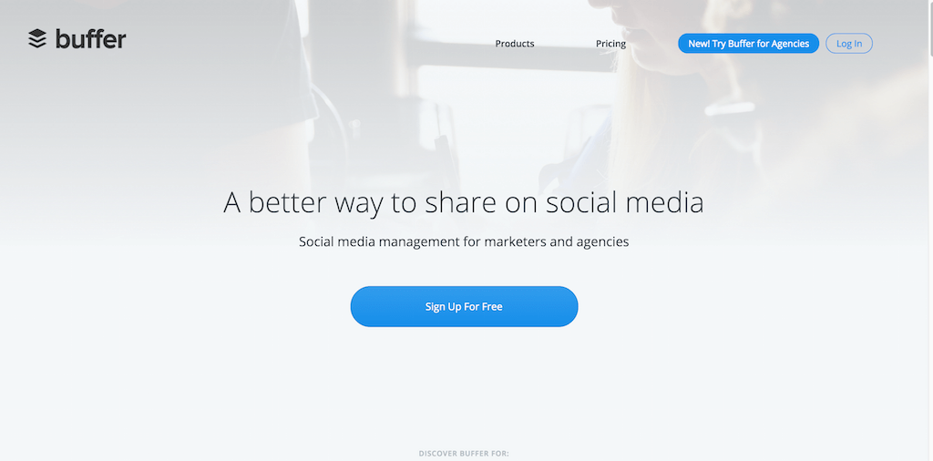 Buffer A Smarter Way to Share on Social Media