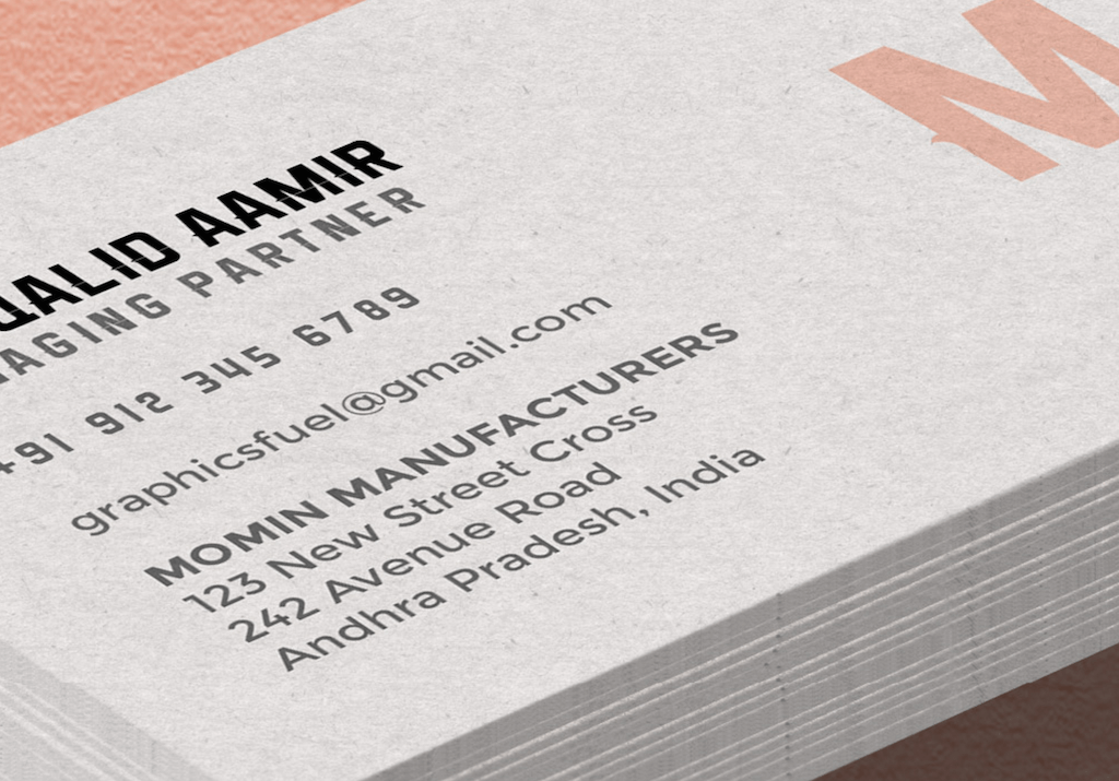 Top 22 free business card psd mockup templates in 2018 colorlib business card mockup by graphicsfuel cheaphphosting Image collections