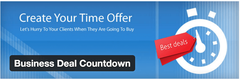Business Deal Countdown