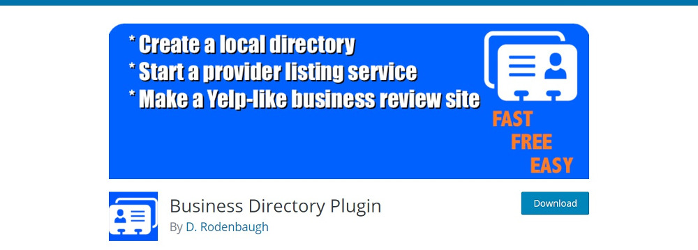 WordPress Directory Plugins - Business Directory Plugin