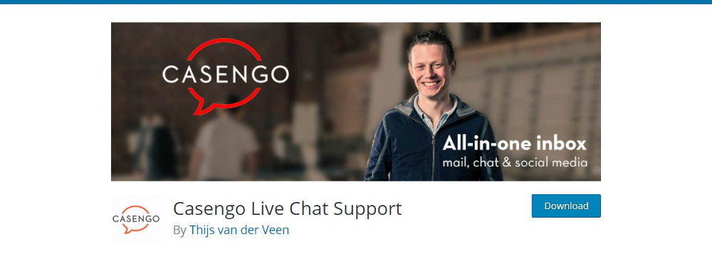 Casengo Live Chat Support