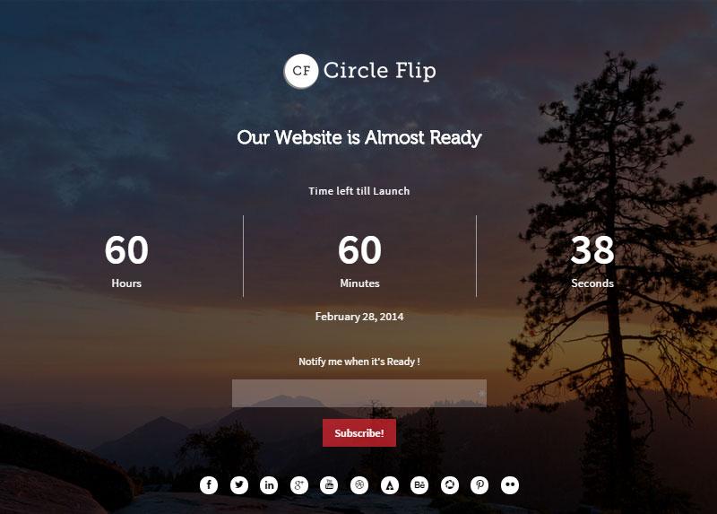 Circle Flip Coming Soon