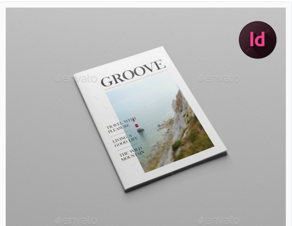 magazine template psd - Etame.mibawa.co