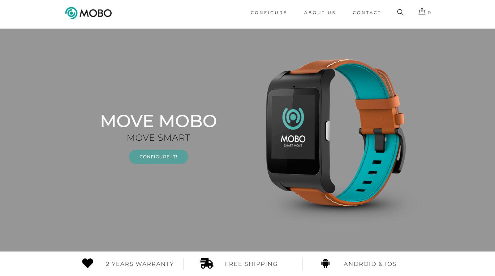 Smartwatch Demo